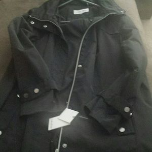 Calvin Klein woman's raincoat